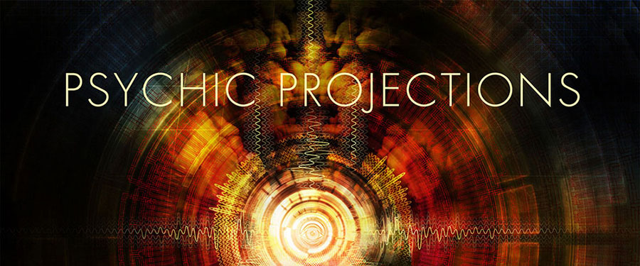 Psychic Projections: Physical Artifact (ZEE USB)