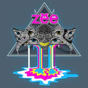 ZEE InnerG shirt design